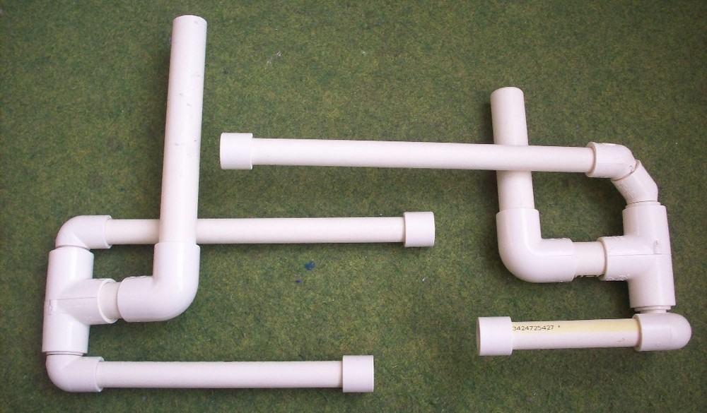 Виды соединения полипропиленовых труб
