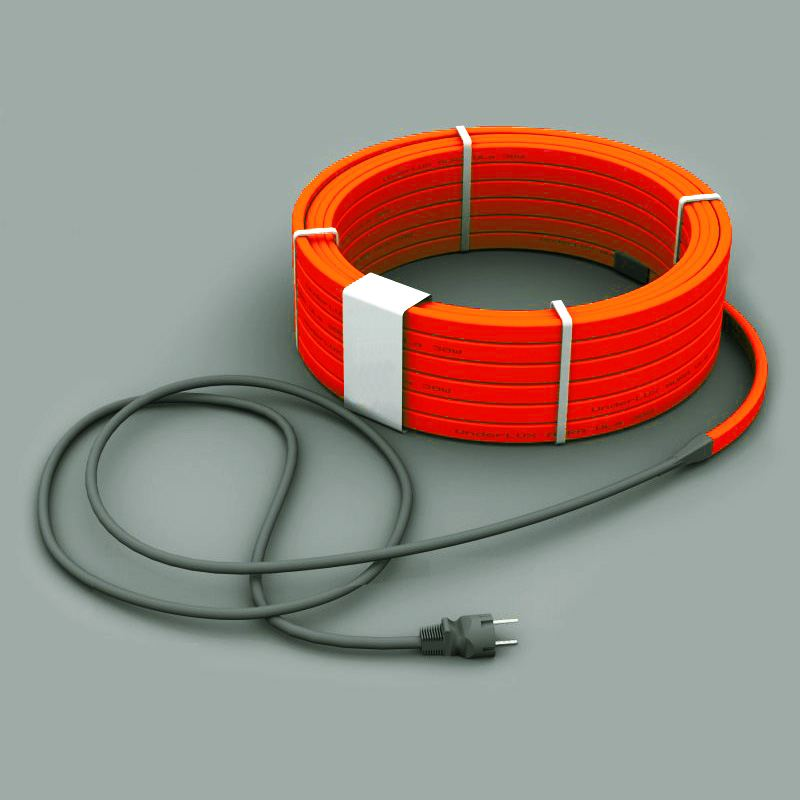 кабель для подогрева трубы