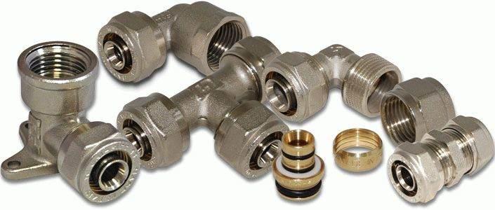 Как правильно соединяются металлопластиковые водопроводные трубы