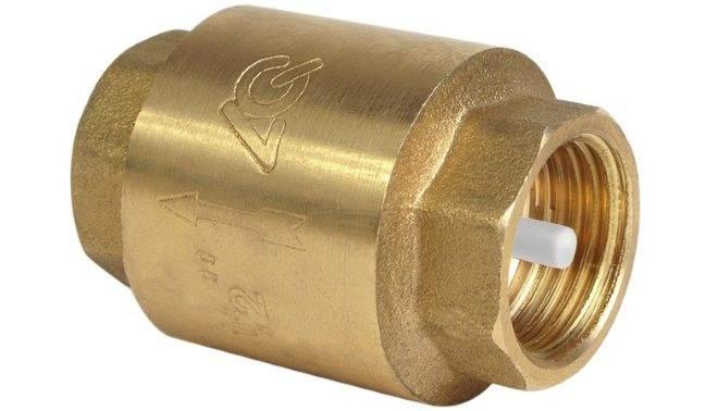 Обратный клапан для насосной станции: устройство и установка