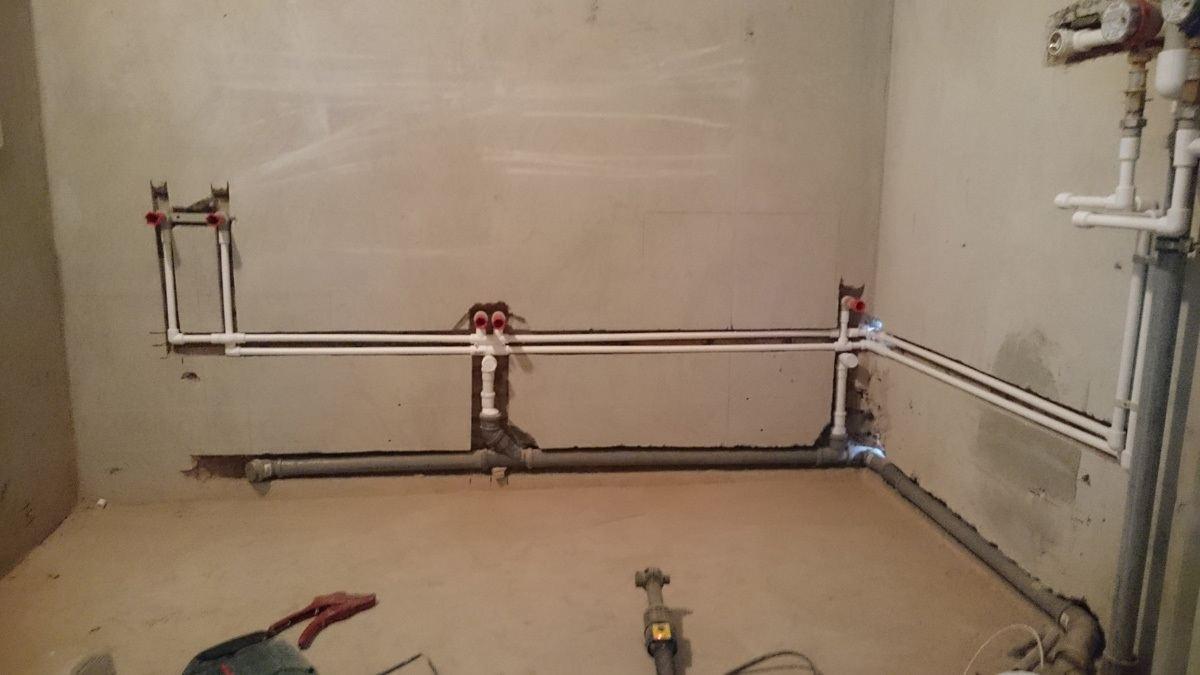 Разводка водопровода в квартире: схемы и нюансы проектирования