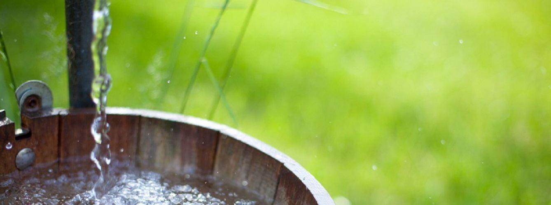 Мутная вода в новом колодце - нужен донный фильтр