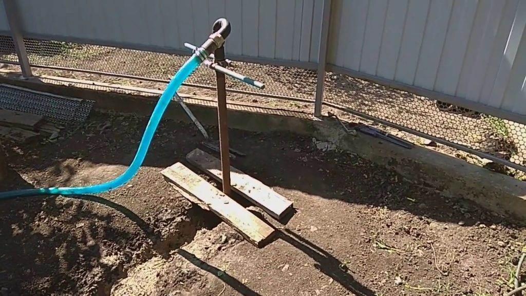 Самостоятельное гидробурение по шагам скважины на воду