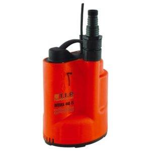 Дренажный насос с встроенным поплавковым выключателем