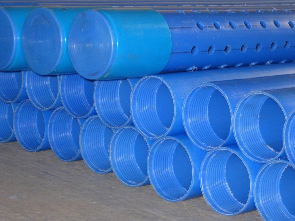 Особенности пластиковых обсадных труб для скважины