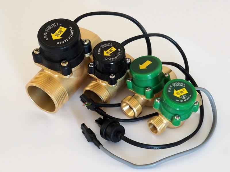 Реле протока воды: 3 лучших модели и устройство