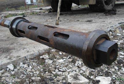снаряд для очистки скважин