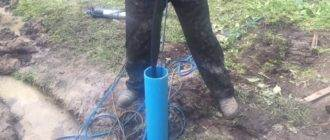 Как вытащить водоподъемную трубу из скважины