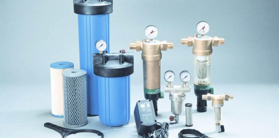 Как очистить воду от железа: фильтры, самодельные установки