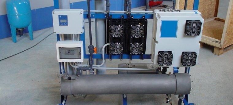 Очистка воды озоном: схема очистки и принцип работы установки