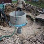 Утеплитель для бетонных колец - Все об утеплении и энергоэффективности