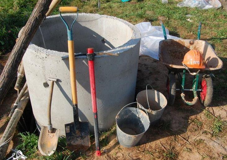 Как выкопать колодец самостоятельно: ручная копка открытого и закрытого типа, обзор нюансов
