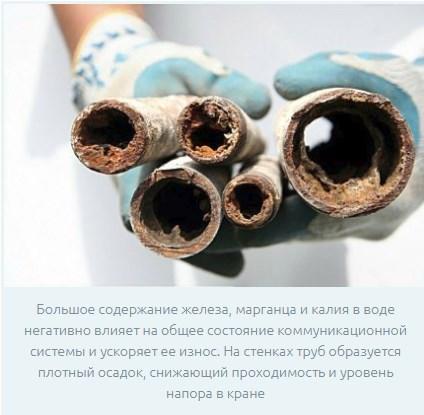 Системы очистки воды для загородного дома: способы фильтрации воды