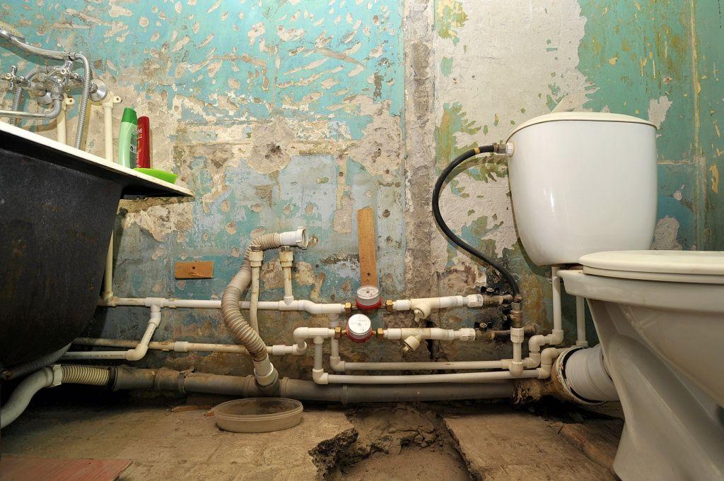 Водоснабжение квартиры в новостройке