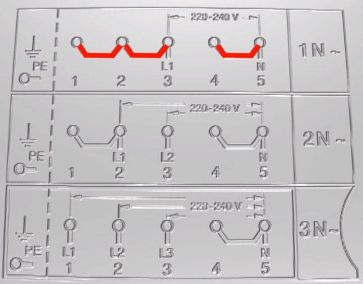 Как правильно подключить варочную индукционную панель по схеме