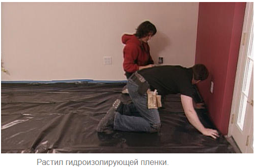 Как укладывать ламинат своими руками : пошаговая инструкция