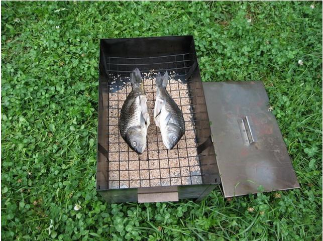 Как сделать коптильню горячего копчения своими руками: схемы, фото, видео