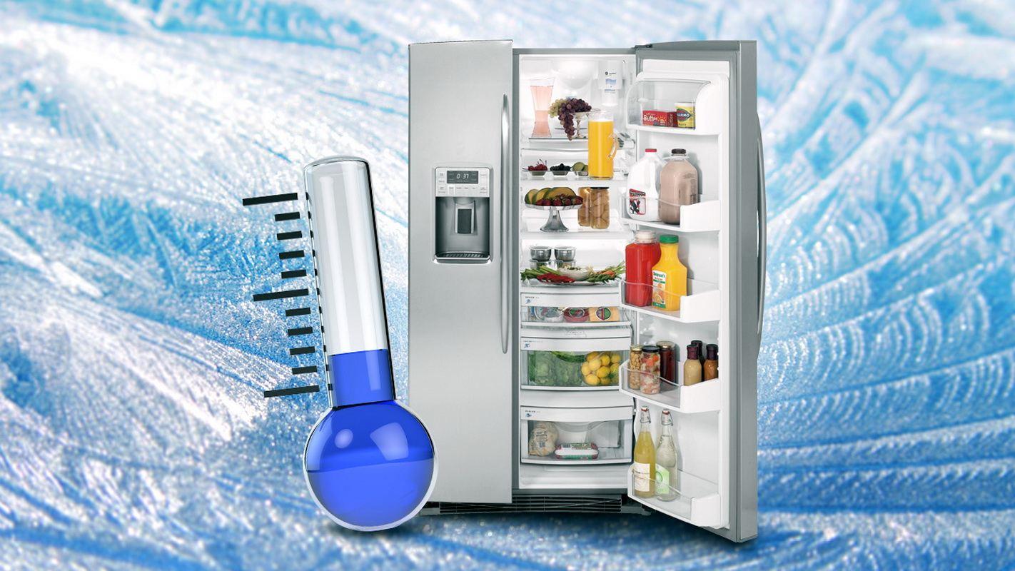 Какая средняя температура должна быть в холодильнике