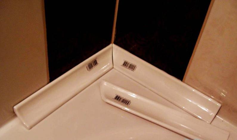 Как и чем заделать щель между ванной и стеной своими руками