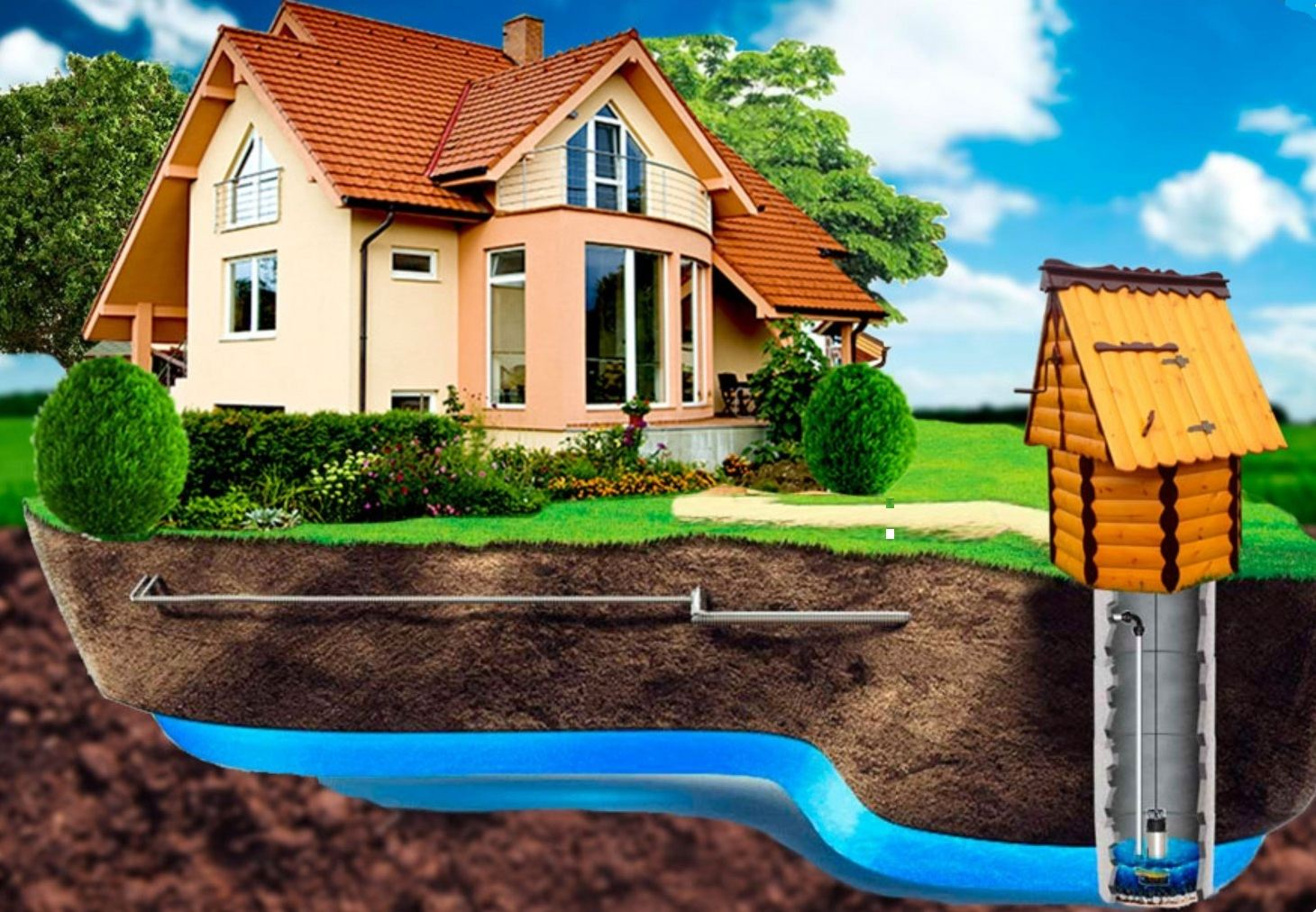 Как прокладывать водопровод в доме