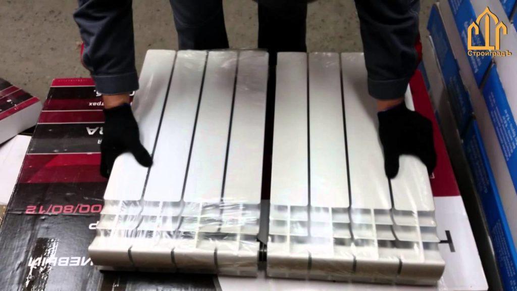 Как разобрать алюминиевую по секциям - Как разобрать батарею отопления по секциям