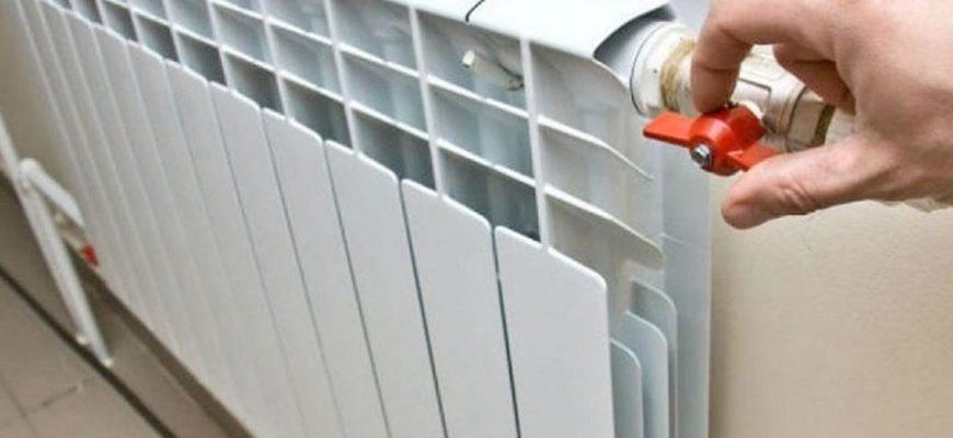 Шумят батареи отопления в квартире