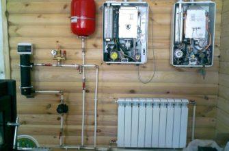 отопление от водонагревателя