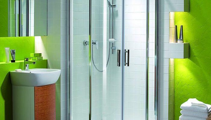 Выбор душевой кабины для ванной комнаты