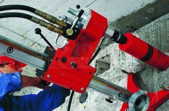 Какие установки и инструменты используются для алмазного сверления