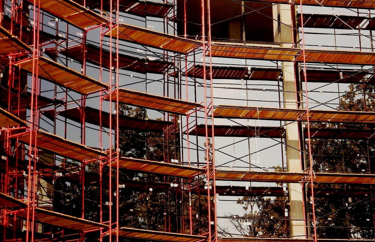 Подбираем хорошие строительные леса для работы
