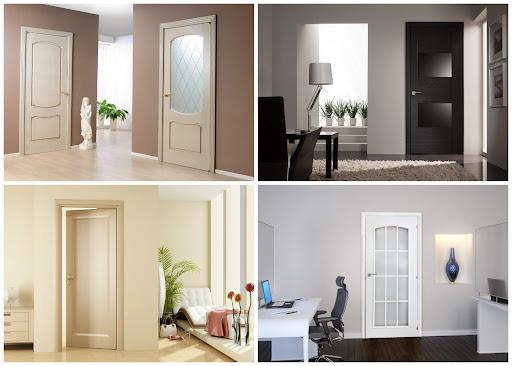 Межкомнатные крашеные двери - в чем прелесть выбора